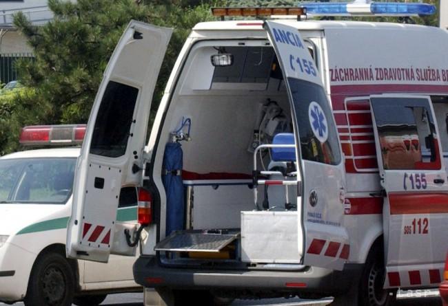 Nehoda na Donovaly feste  Do davu vrazil opitý vodič skútra - 24hod.sk 533377ae22b