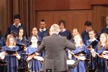 Na UMB sa začala medzinárodná Akademická Banská Bystrica zborov