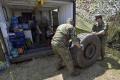 Na Lešti vrcholia prípravy na vojenskú prehliadku k výročiu SNP