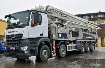 Najdlhšie mobilné čerpadlo na Slovensku