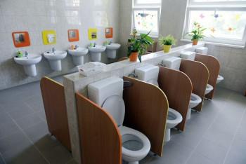 D. Kubín: MŠ Obrancov mieru má nové kúpeľne a sociálne zariadenia