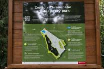 Horský park rozdelili do zón