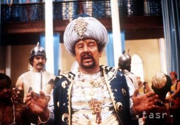 Sir Peter Ustinov, známy a obľúbený herec, zomrel pred 10 rokmi