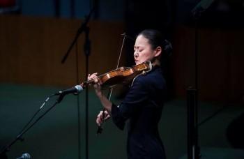 V októbri sa na Slovensku predstaví husľová virtuózka Midori