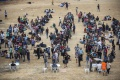 Počet migrantov prichádzajúcich z Turecka do Grécka prudko stúpol