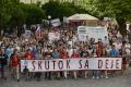 Študenti pripravujú tretí protikorupčný pochod