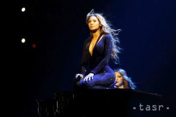 """Kráska Beyoncé odchádza z Bratislavy s odkazom """"I Love You Slovakia"""""""