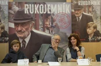 Do slovenských kín prichádza film Rukojemník