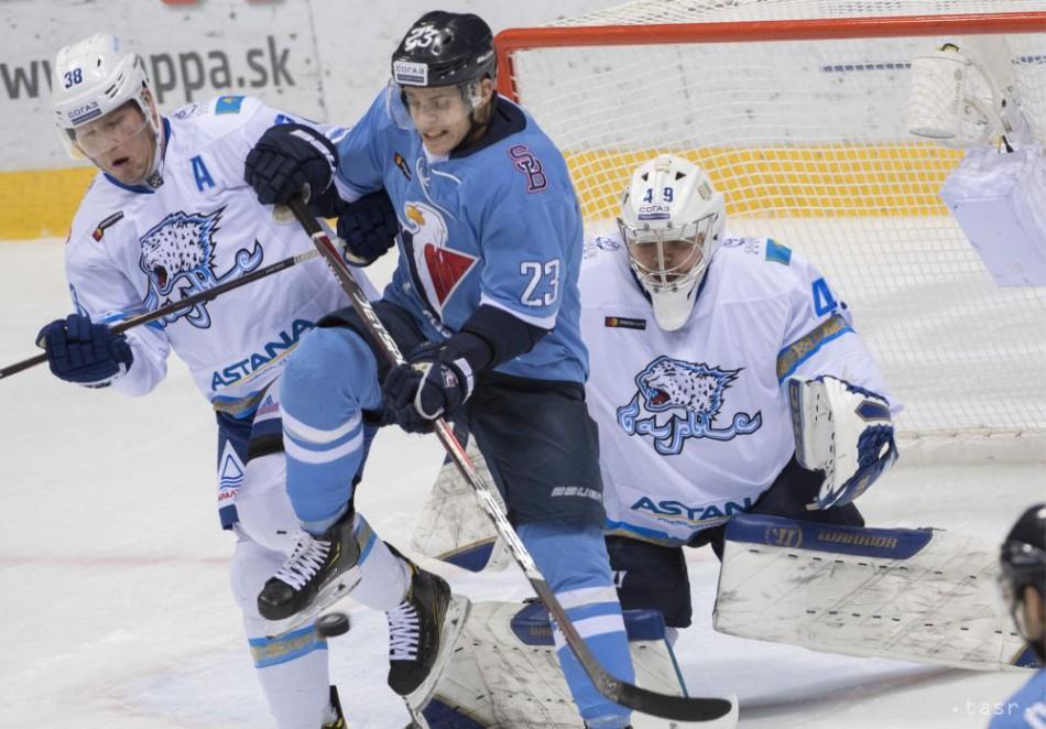KHL  Slovan rešpektuje verdikt o suspendácii klubových štatutárov 7c2e039f521
