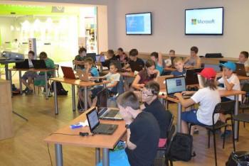 Malí kóderi sa naučia programovať v letnom tábore