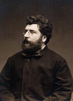 Najväčší úspech priniesla Georgeovi Bizetovi opera Carmen