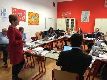 """Nadnárodné stretnutie projektu Erasmus+ """"VET4SCAPE"""" v Ľubľane úspešné"""
