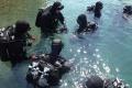 Slovenskí a maďarskí potápači precvičovali trhacie práce pod vodou