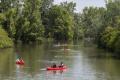Spoznať krajinu i zákutia sa dá aj splavovaním Malého Dunaja