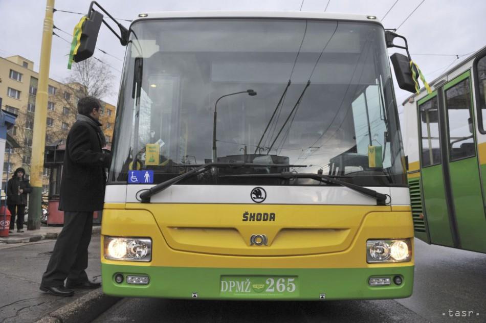 c3d43c789 Dopravný podnik mesta Prešov kúpou 15 trolejbusov vynoví vozový park