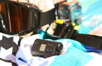 Akčná kamera pre extrémne športy