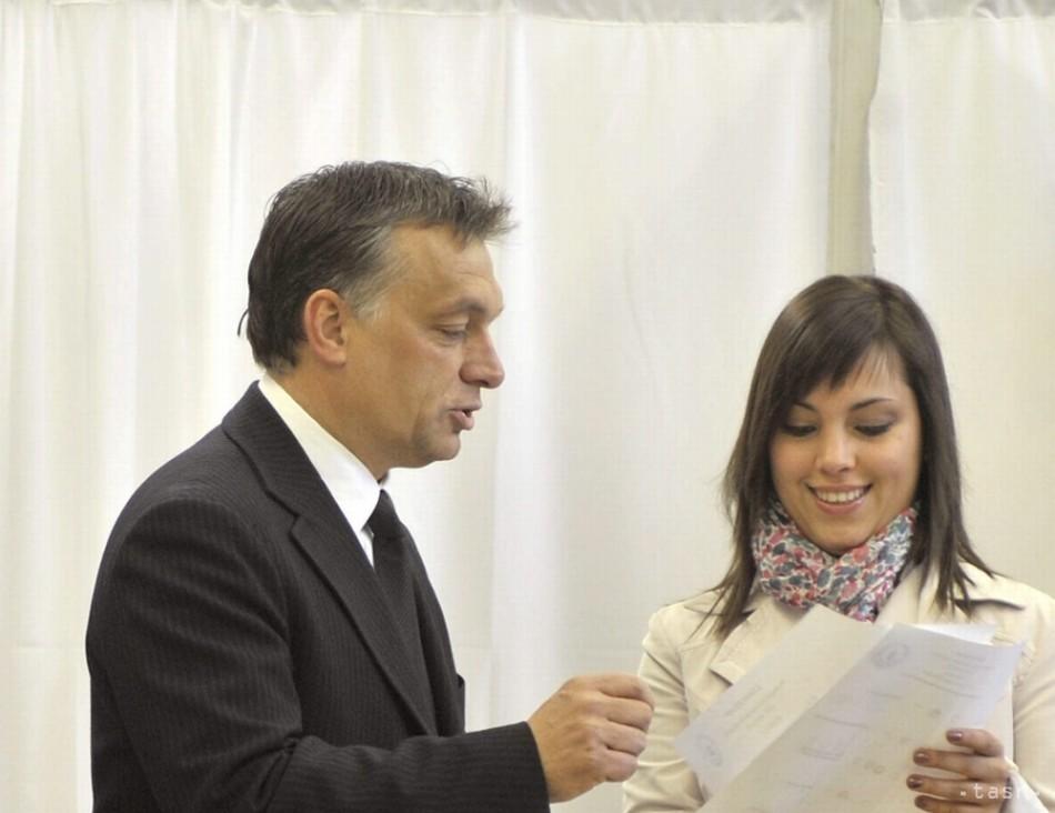 554787f141d3 Kvôli svadbe Orbánovej dcéry údajne opravili cesty vo Fejérskej župe