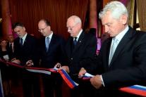 I. Gašparovič otvoril Slovenský dom s vôňou domova