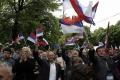 Bosnianski Srbi v referende jasne podporili sporný štátny sviatok