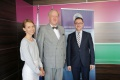 Prednáška holandského veľvyslanca na EU v Bratislave