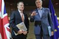 D. Frost potvrdil obnovenie obchodných rokovaní medzi EÚ a Britániou