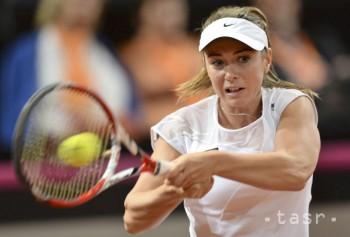 Kučová v Taiwane nepostúpila do semifinále štvorhry