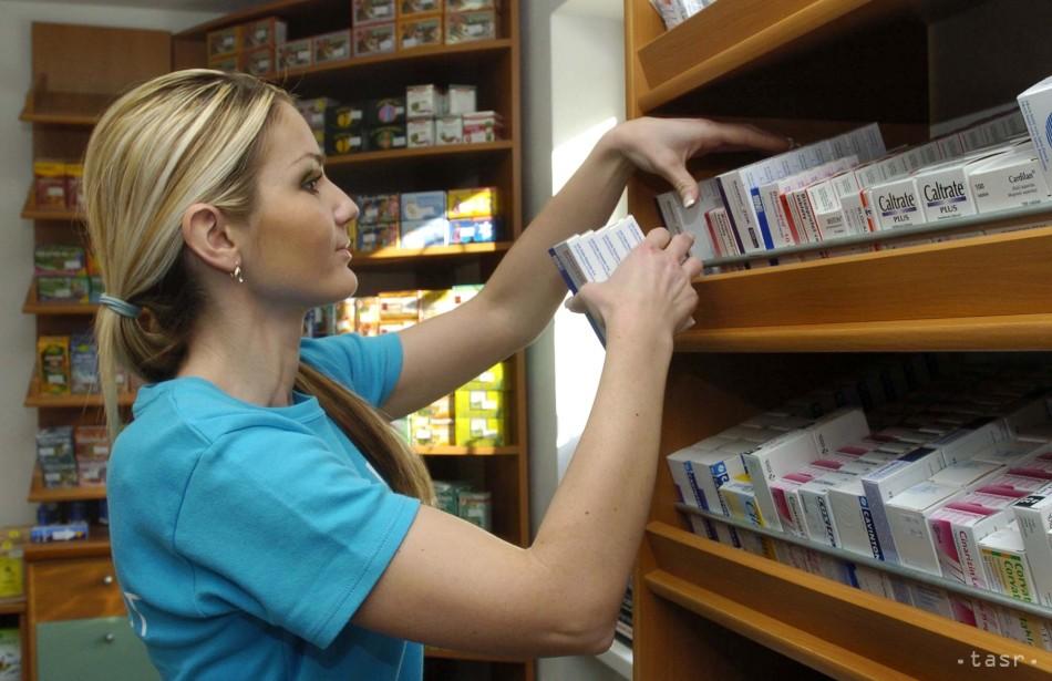 Na Slovensku vlani zaregistrovali 483 nových liekov