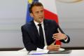 Macron kritizoval nasadenie zahraničných bojovníkov v Líbyi