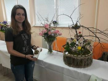 Malinovskí floristi opäť ocenení na floristickej súťaži