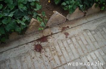Nebojte sa krvavo červených fľakov. Možno je to iba droga betel