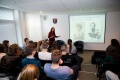 Malacké gymnázium navštívila spisovateľka Denisa Fulmeková