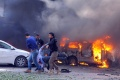 Pri bombovom útoku v Kámišlí zahynulo 22 ľudí