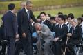 Obama navštívil Hirošimu, za americký jadrový útok sa neospravedlnil