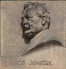 Český hudobný skladateľ Leoš Janáček v tvorbe čerpal z folklóru