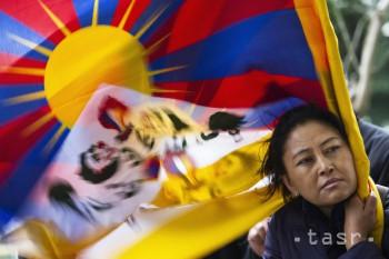 Tibeťania protestovali na zápase čínskej dvadsiatky v Nemecku