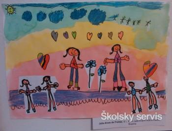 Deti z celého sveta spojila myšlienka, že fantázii sa medze nekladú