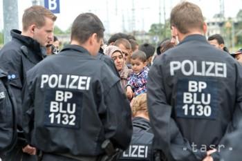 Nemecká polícia urobila v Mainzi protiteroristickú raziu u dvoch mužov