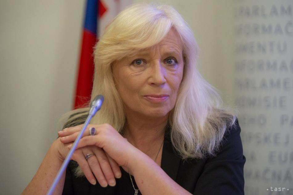 Radičová na NAKA: Nemám dôkazy o kupovaní poslancov pri voľbe GP
