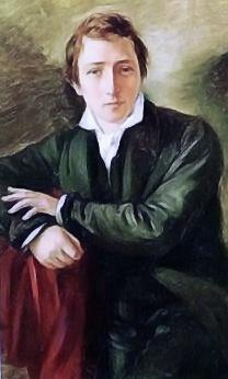 Klasický lyrik Heinrich Heine bol realistom nemeckej literatúry