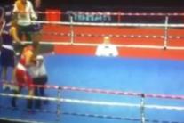 VIDEO: Boxer nezvládol verdikt rozhodcu, zbil ho a už si nezaboxuje