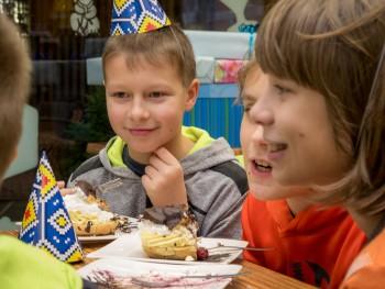 Klub nadaných detí oslavuje piaty rok svojej činnosti