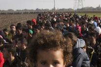 Najmenej 15.000 utečencov sa zhromaždilo na hranici s Tureckom
