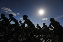 Pelotón 11. etapy Tour de France