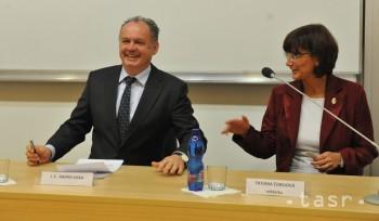 Diskusia oškolstve je pre prezidenta Andreja Kisku prioritou