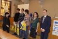 Stredoškoláci ukázali vedomosti na súťaži MLadý Európan 2017 v Komárne