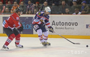 Banská Bystrica prehrala so Zvolenom, Martin porazil Poprad