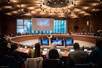 Na mládežníckom fóre UNESCO sa zúčastnil  aj Slovák Jakub Dančo