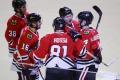 NHL: Trojbodový Hossa pokoril hranicu 600 asistencií v kariére