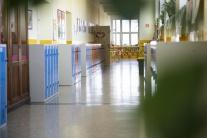 škola, ZŠ Dr. J. Dérera, priestory, žiaci