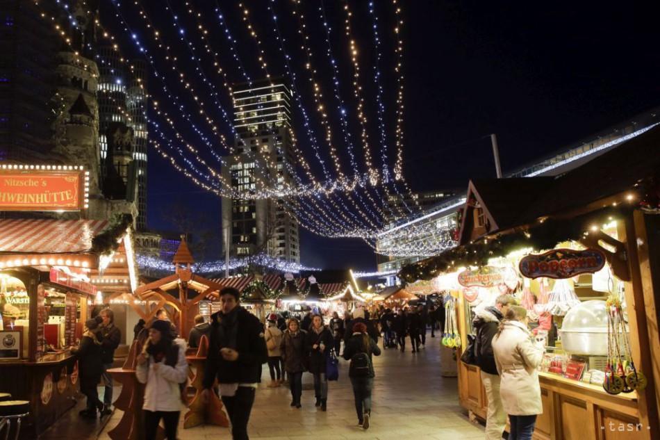 6e8bfd3ea V Bratislave otvoria v piatok vianočné trhy